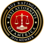 Rue's Best Attorneys of America Badge