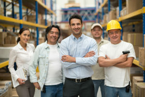 warehouse workforce