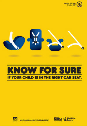 Use the Right Car Seat