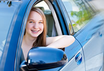 teen driver contract